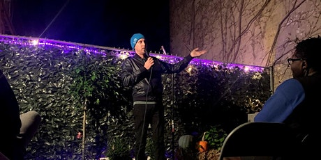 Back Yard Comedy Show - Park Slope tickets