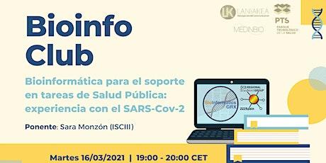 Bioinformática en tareas de Salud Pública: experiencia con el SARS-Cov-2 entradas
