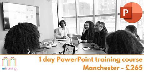 PowerPoint Training Course - Manchester tickets