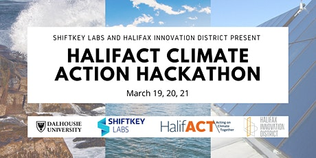 HalifACT Climate Action Hackathon tickets