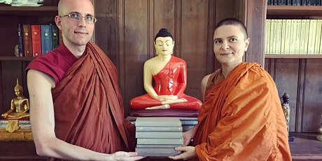 Online: Origin of the Texts with Bhante Suddhaso tickets