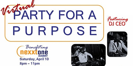 Party For A Purpose tickets