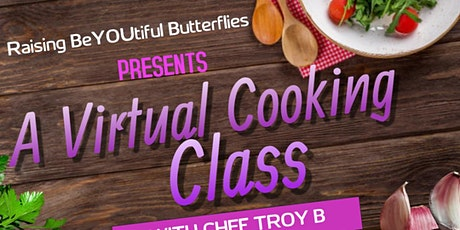 Free Virtual Mommy & Me Cooking Class : It's Taco Tuesday!!!! tickets