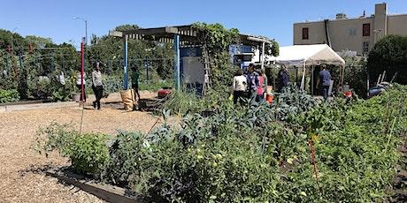 Urban Agriculture Farmer Forums: Urban Land Access tickets