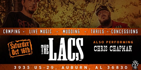 The LACs at Boggin' On The Plains in Auburn, AL tickets