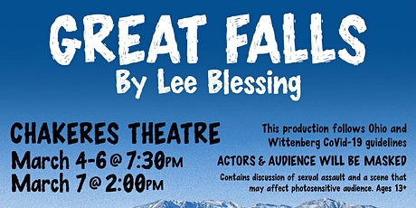 Great Falls by Lee Blessing tickets