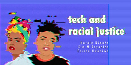 Tech and Racial Justice Panel + #RecruitMeNot Campaign Launch tickets