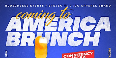 COMING TO AMERICA BRUNCH tickets