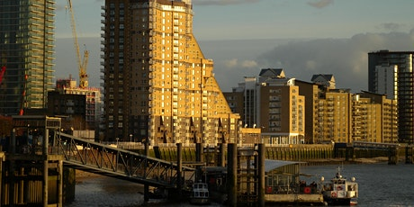 Ian Jelf's (Virtual) Hidden London Docklands:  Part 1 tickets