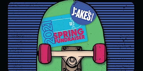 Jake's Skate Park Spring Fundraiser - Online Silent Auction tickets