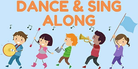 Interest Class for Kids Age 3-6 - Dance & Sing Along tickets