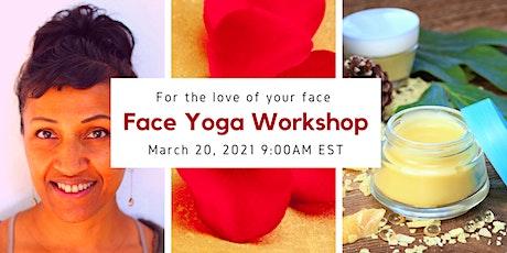 Face Yoga - Sculpt & Lift Au Natural tickets