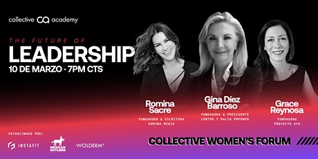 Collective Women´ s Forum: The Future of  Leadership tickets