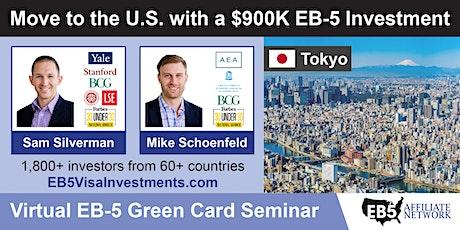 U.S. Green Card Virtual Seminar – Tokyo, Japan tickets