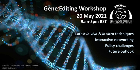 Gene Editing Workshop: Applications for Aquaculture tickets