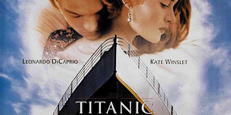The Great Drive Cinema Classic Movie Night-Titanic tickets