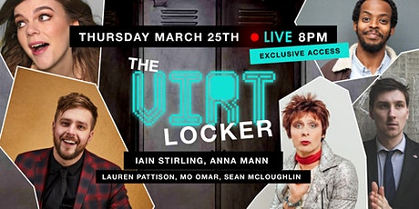 The Virt Locker - SUBSCRIBER EXCLUSIVE tickets