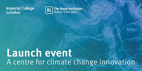 A centre for climate change innovation: Launch event tickets