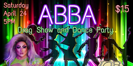 ABBA Drag  Show and Dance Party tickets