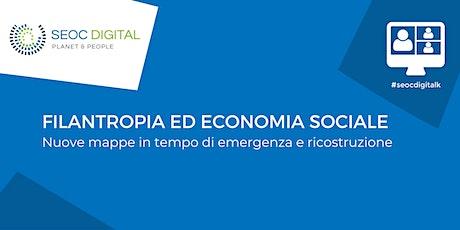 Filantropia ed economia sociale biglietti