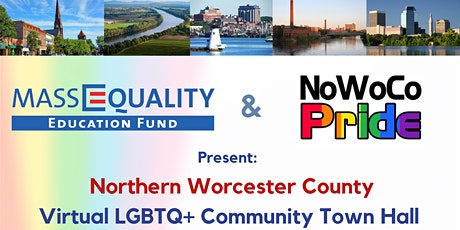 Northern Worcester County LGBTQ+ Town Hall and Listening Session tickets