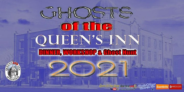 Ghosts of the Queens Inn Stratford 2021 image