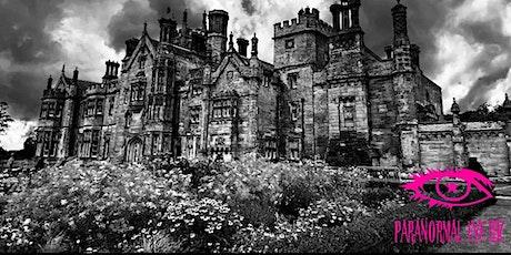 Margam Castle Port Talbot Ghost Hunt Paranormal Eye UK tickets