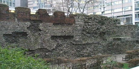 Ian Jelf's London Wall Walk tickets
