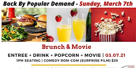 Brunch & Movie tickets