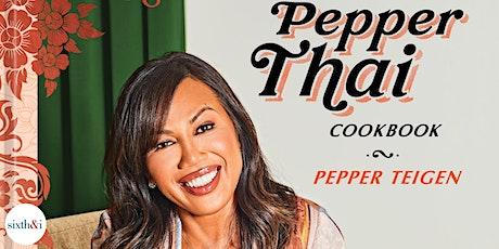 Pepper Teigen tickets