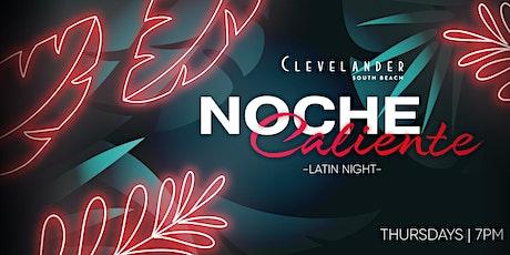 Noche Caliente tickets