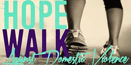 6th Annual Hope Walk against Domestic Violence tickets