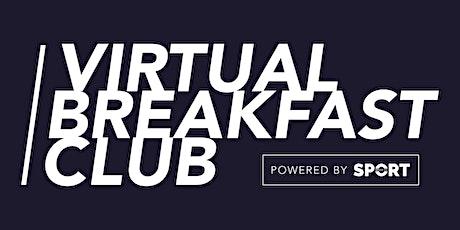 Broadcast Sport Breakfast Club - 24th March 2021 tickets
