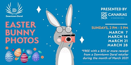 Outdoor Photos with the Easter Bunny tickets