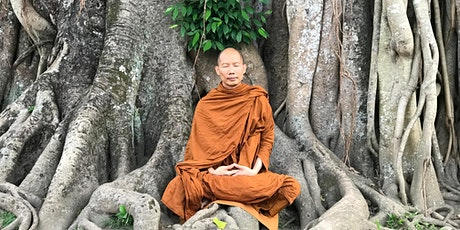Tan Ajahn Dton: Online Mindfulness 1-day  Retreat (English)@ NDR tickets