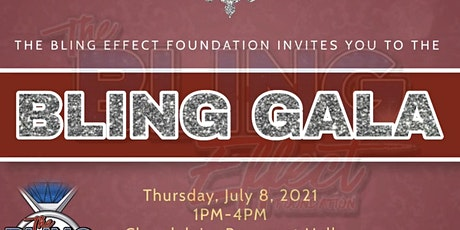 The Bling Effect Foundation Gala tickets