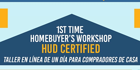 1st Time Homebuyer Workshop (English) tickets