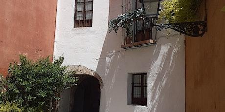 Leyendas del Barrio de Santa Cruz entradas
