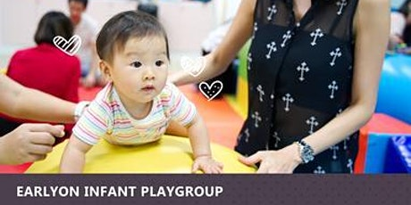 Indoor Infant EarlyON Playgroup tickets