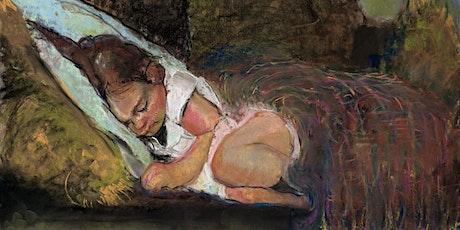 Gouache Portrait Painting via ZOOM 6-week Artist Series tickets