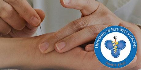 University of East-West Medicine Online Open House tickets