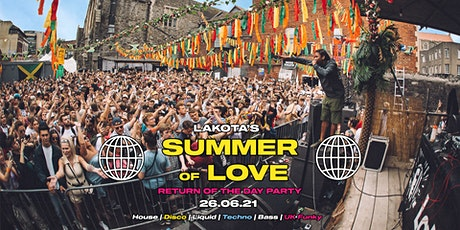 SUMMER OF LOVE - RETURN OF THE DAY PARTY tickets