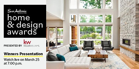 San Antonio Magazine | Home & Design Awards Winners Presentation tickets