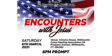 Encounters with Jesus tickets