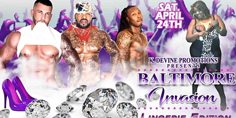 Baltimore Invasion tickets