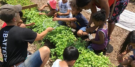 Farm Tour for Kids at The Battery Urban Farm tickets
