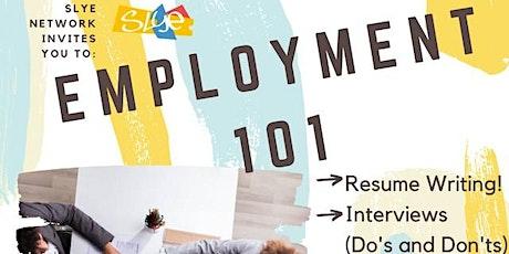 Online Roadshow: Employment Basics 101 tickets
