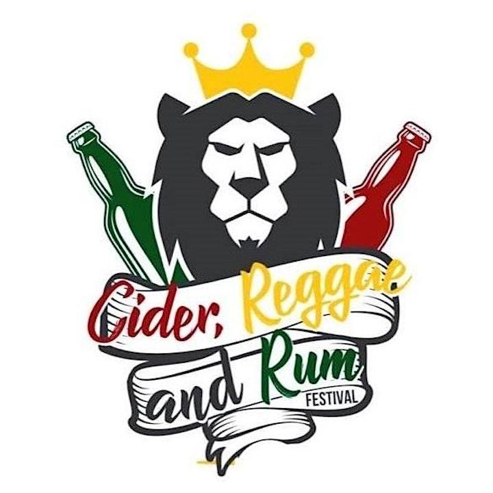 Cider, Reggae & Rum  Festival 2021 image