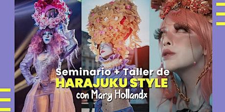 Harajuku Style: seminario + taller entradas