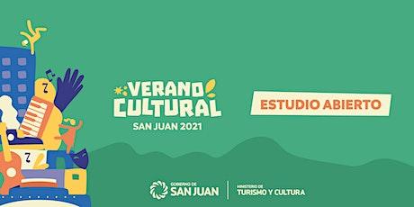Verano Cultural - Estudio Abierto: Instituto Josilir entradas